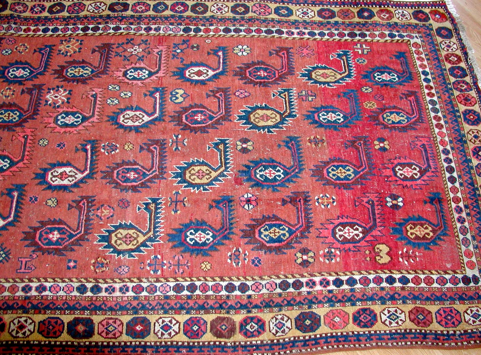 Antique Kyrgyz Carpet Experience