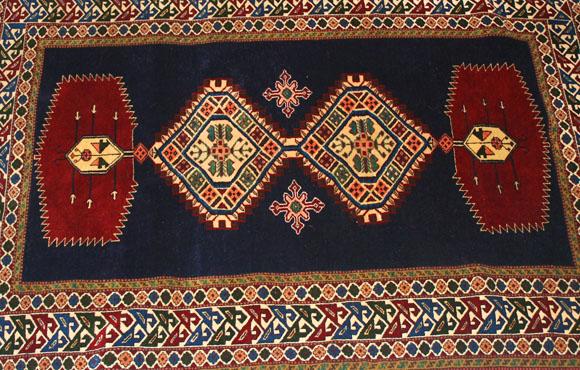 Caucasian Carpets