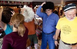 Turkmen Hats Telpak in Music for the Eyes Fred Lundahl Seattle Times