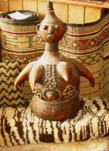 Fetish Figure Malawi Africa