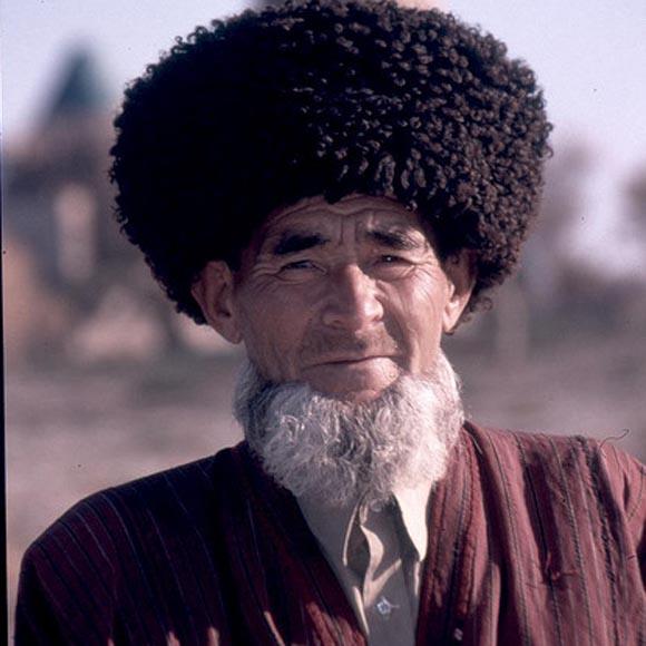 Turkmenistan telpak