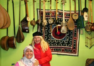 Sufi Musical Instruments Istanbul Turkey