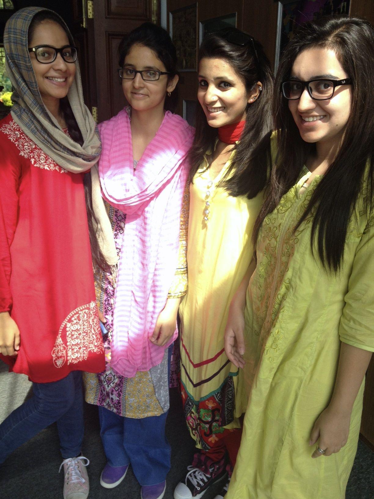 hunza valley girls