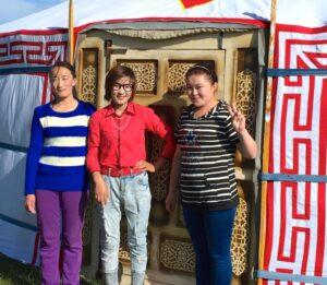 Mongolian,ger,MusicForTheEyes