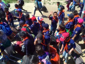 Mongolia,Scouts,MusicForTheEyes
