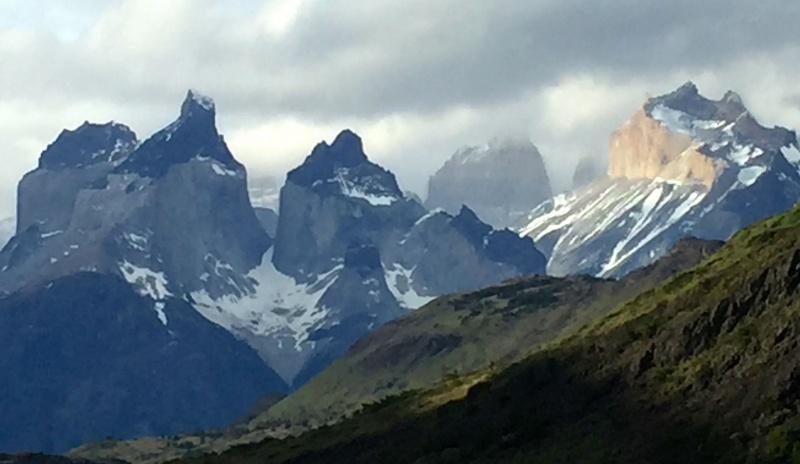 Argentina,Blue Massif
