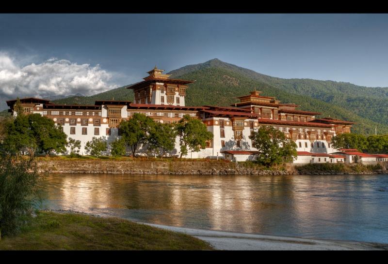 Bhutan,Punakha